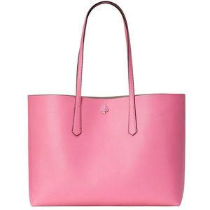 NWOT KATE SPADE NY Molly Leather Large Tote Purse